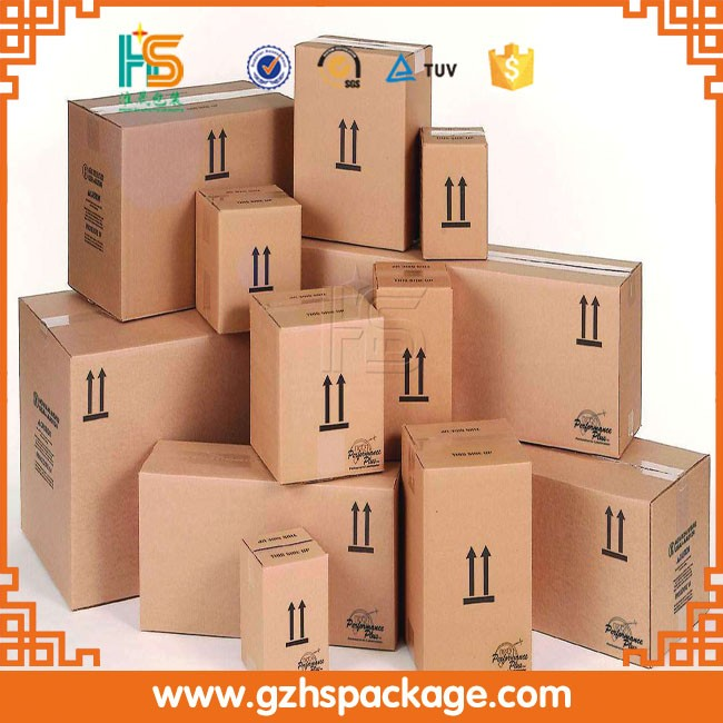 Supply flute corrugated box manufacturer in penang, MAILING BOX, Shipping protective box