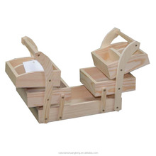 Hot sale high quality wooden sewing box