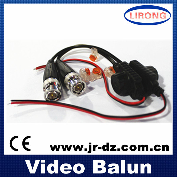 High performance 1ch passive video balu