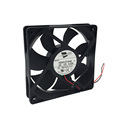 5V ball bearing fan 120x120x25mm waterproof fan for led display