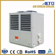 Hot selling small chiller portable water chiller 55kw 400v ce