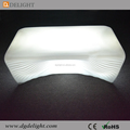 High Quality Modern Design RGB 16 Colors Changing LED Conch Shaped Table for Sale