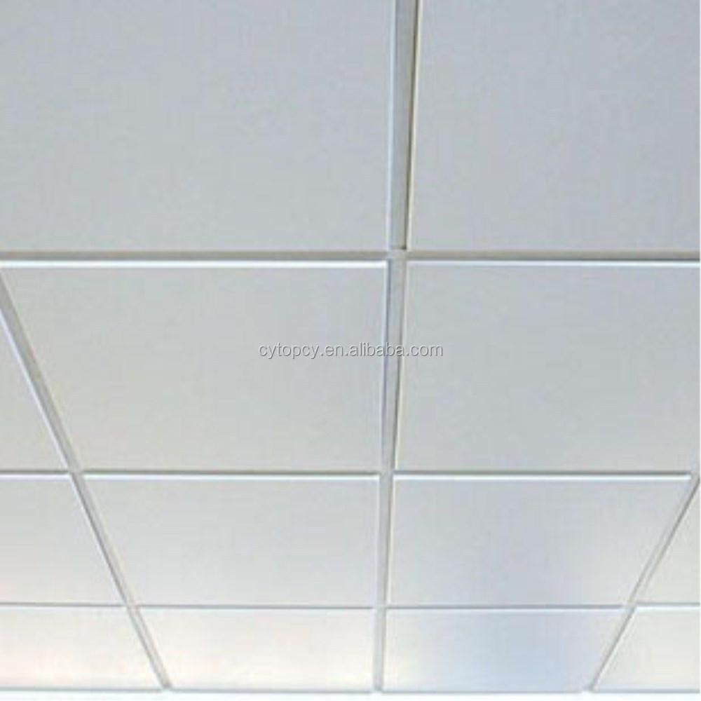 Pvc Laminated Gypsum Ceiling Panels Pvc Laminated Gypsum Ceiling