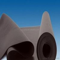 Flexible roofing material/ rubber sheet/ pond liner/ epdm waterproof membrane with good price