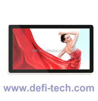 47 inch touch screen monitor with USB interface For Advertising POS System
