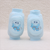 Cute Kid Cartoon Baby Knee Pads Protector Safety Crawling Elbow Leg Cushion