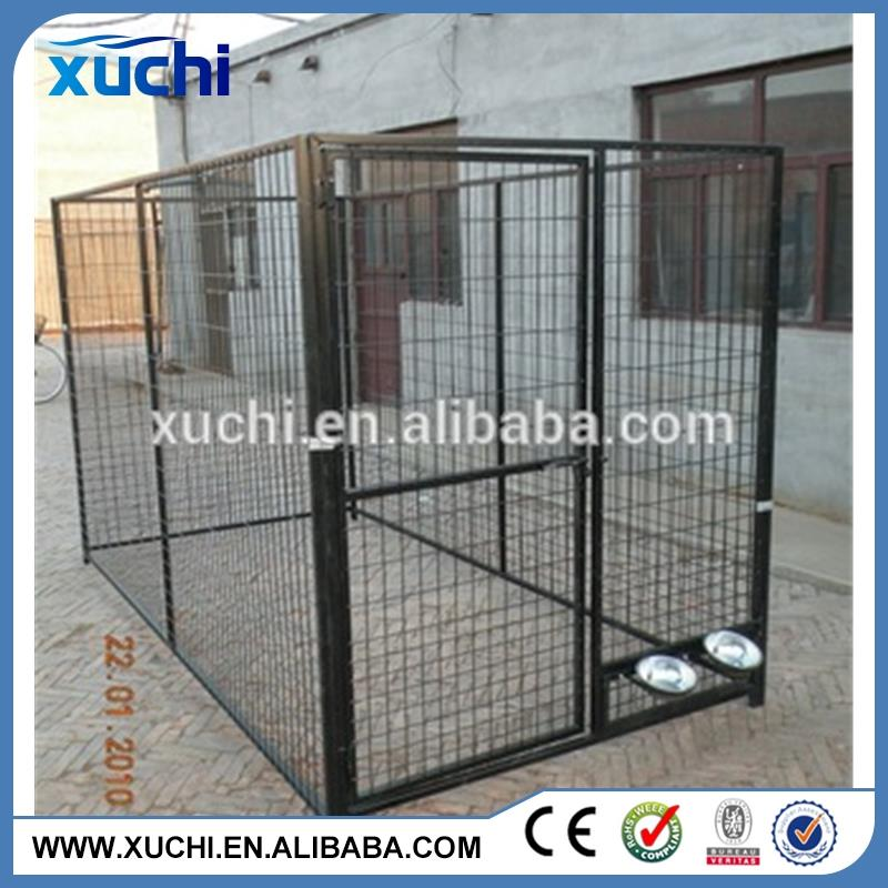 High Quality metal wire dog cage manufacturer