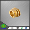 China cheap cnc machining service for custom brass motorcycle parts