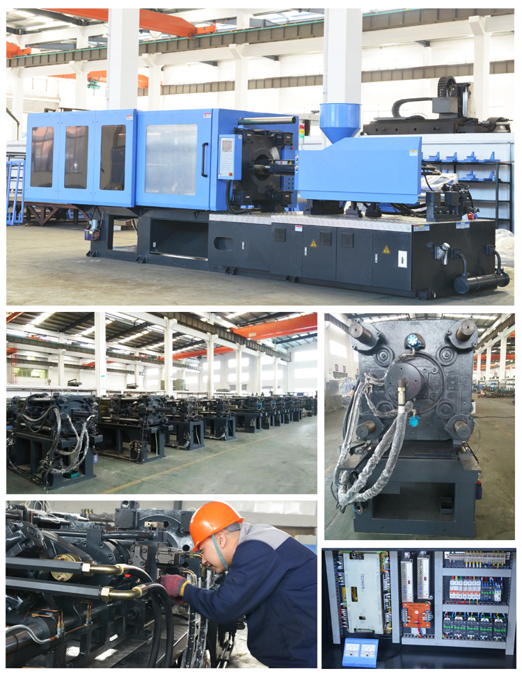 CE certificate injection moulding machine 1000ton