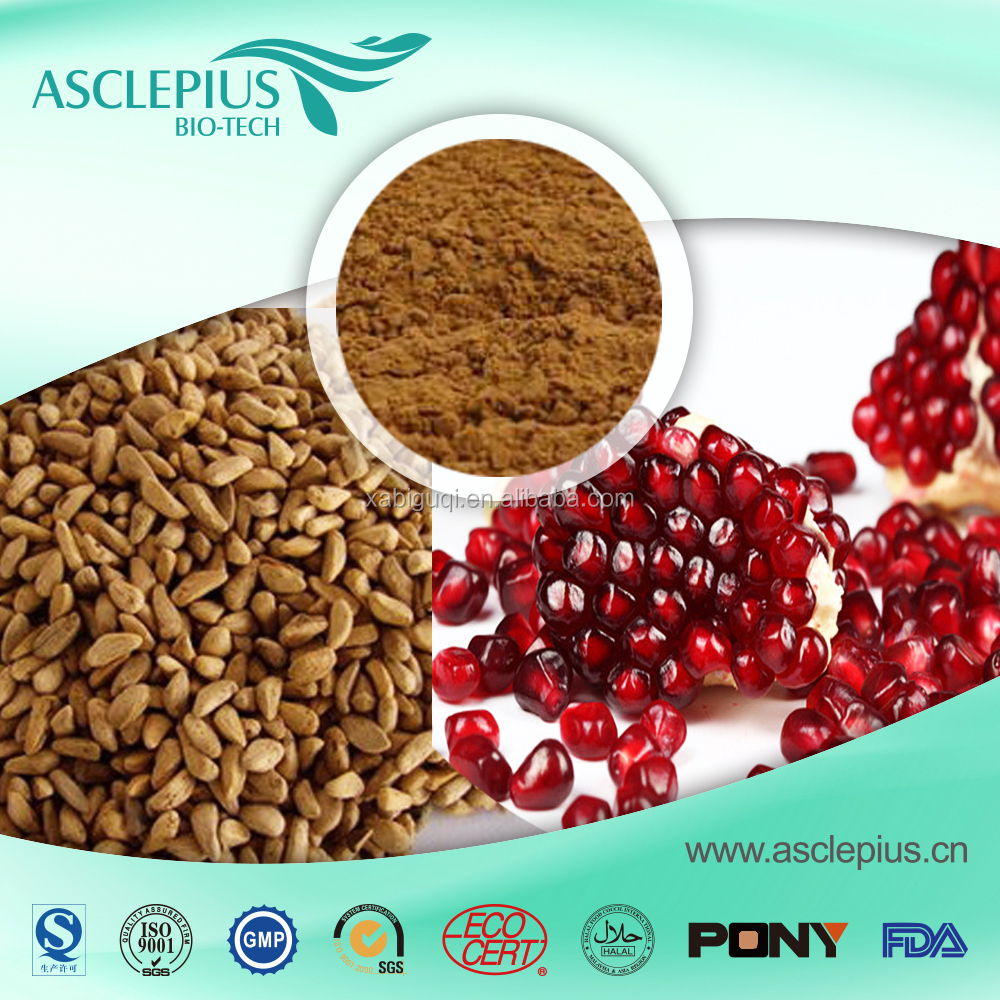 Ellagic Acid, Punicalagin, Polyphenols Pomegranate Seed Extract Powder
