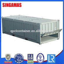 Half Height Container Offshore Open Top Cargo Container
