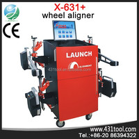 easy wheel aligment machine for car
