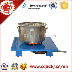 Low stand rediant home use catalytic heater