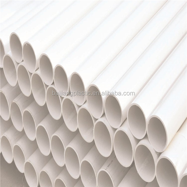 Good price 5 Inch Diameter Flexible PVC Pipe for Water Supply