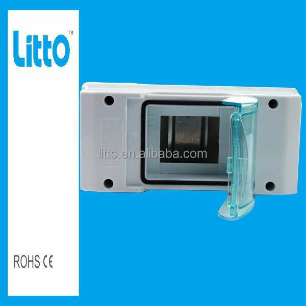 Newest IP65 MCB 3 Way Plastic Waterproof Electrical Enclosure