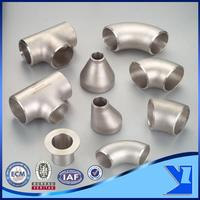 hot new products seamless Sch10s pipe fitting tee at low price