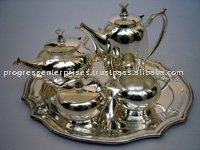 Brass Copper Mugs Cups Tea Pots Bowls Trays Tea Strainers
