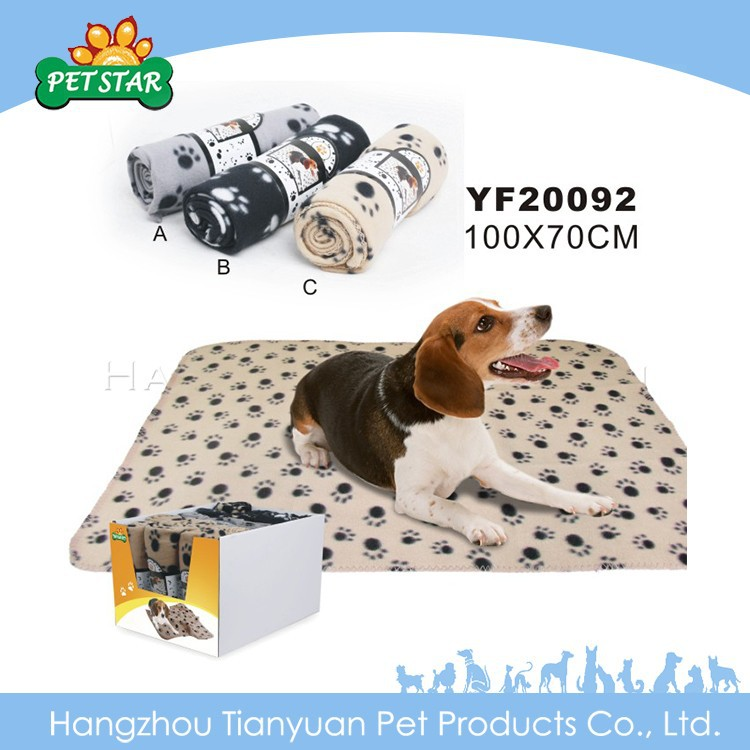 Wholesale dog blanket price with various colors