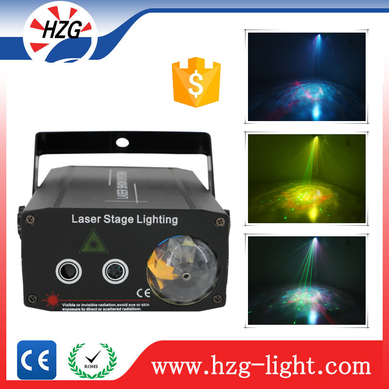 Home Party laser stage Lighting LED Water Wave Effect Stage Light For Party