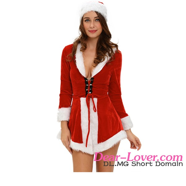 Deck the Halls Costume Ideas Sexy Christmas Dresses for Women