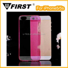 New Soft and Ultra Slim TPU Case for iphone5