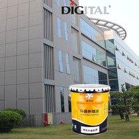 Good anti-mildew oily exterior wall primer coating