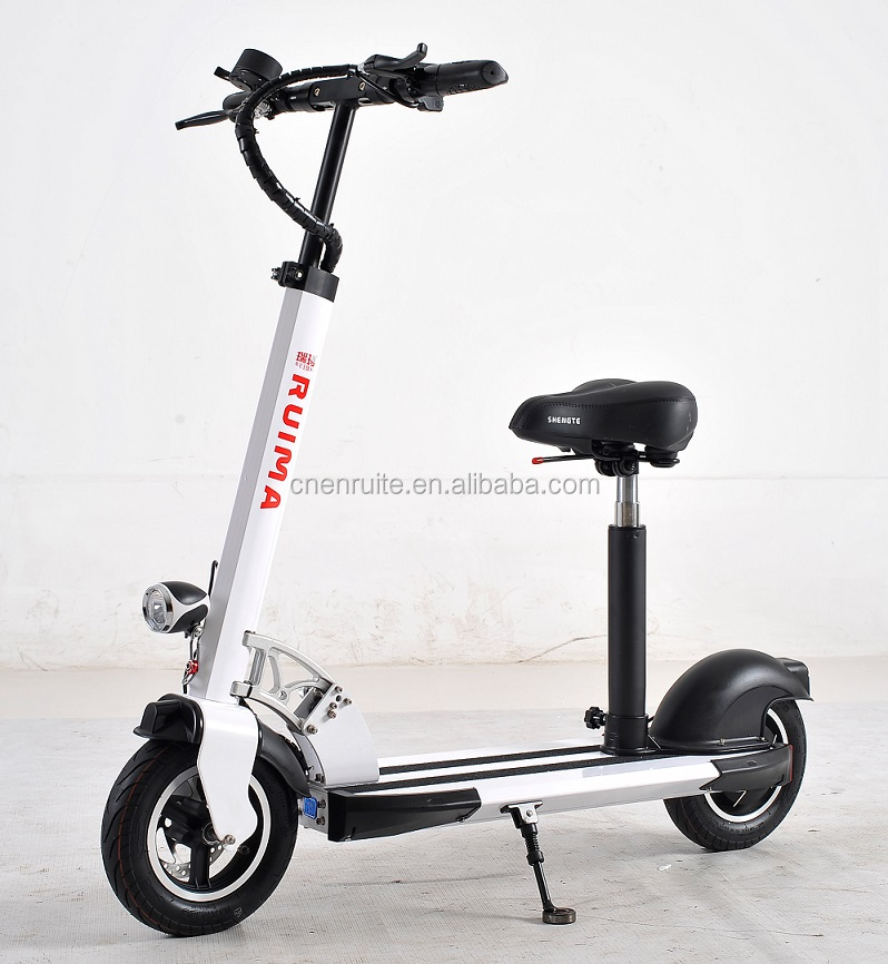 2017 Best sale mobility Cheap 2 wheel Folding electric standing scooter with Speedway Logo in the Favor market