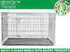 mini pet cages collapsible dog cage dog kennels with top cover