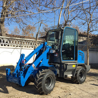 2015 newest mini loader ZL08 with CE