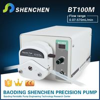 Adjustable speed liquid pump for medical,water supply direct analysis pump,low pressure pump peristaltic for inject