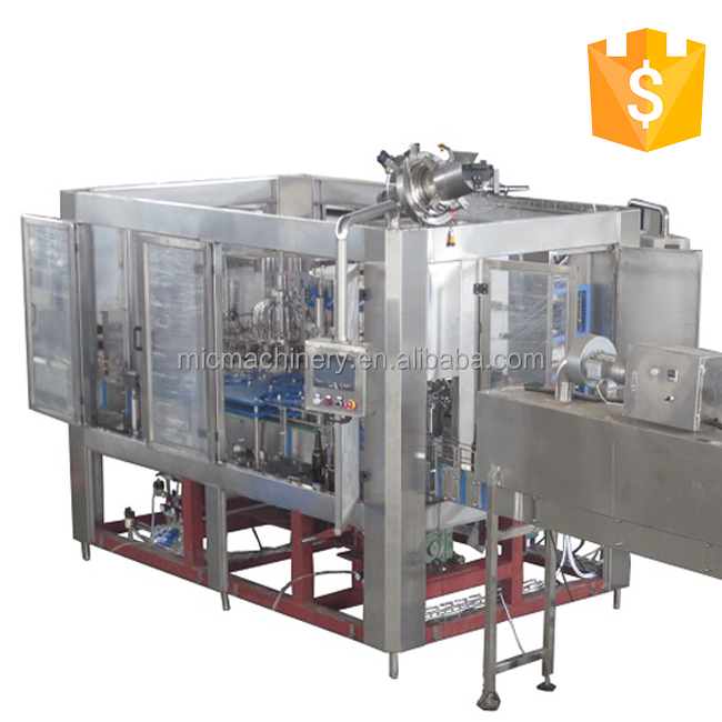 MIC-18-18-1 Micmachinery Chinese manufacturer beer bottling equipment beer bottling equipment for sale 1000-3000BPH with CE