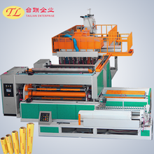 automatic pvc stretch cling film machine for making funiture wrapping film