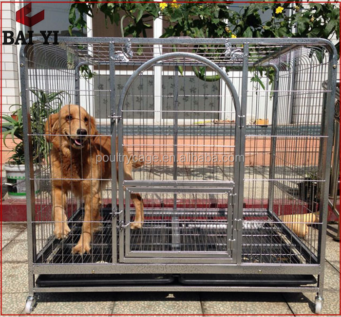 Waterproof Folding Metal Pet Dog Crate For Selling