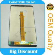 Assembly Full Lcd Display Screen Touch Digitizer for huawei mate 7,Genuine good quality
