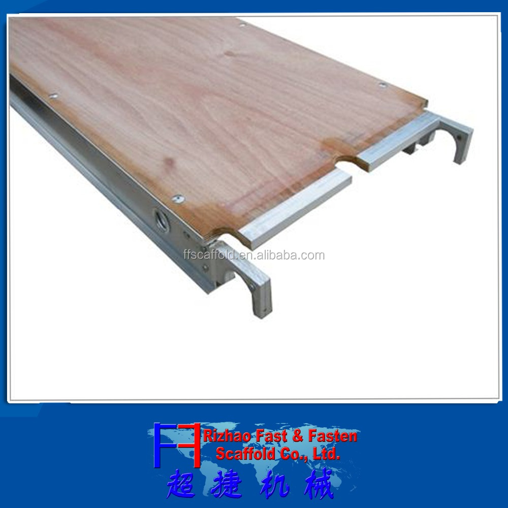 High Quality Construction Building Scaffolding Part Scaffolding Aluminum Plywood Plank