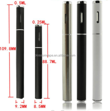 PC tank disposable vape pen refillable cartridge pen 350 puff disposable vaporizer e cig cbd thc oil