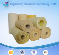 Air Filter Material/Nonwoven polyester needle punched filter felt