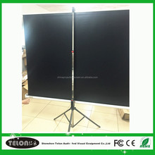Professional factory price tripod screen