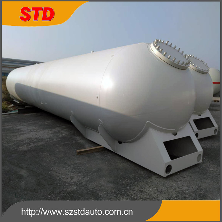 ASME standard heavy duty LPG gas storage tank price