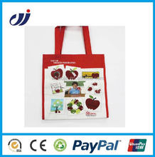 Suit cheapest eco-friendly foldable non woven shopping bag