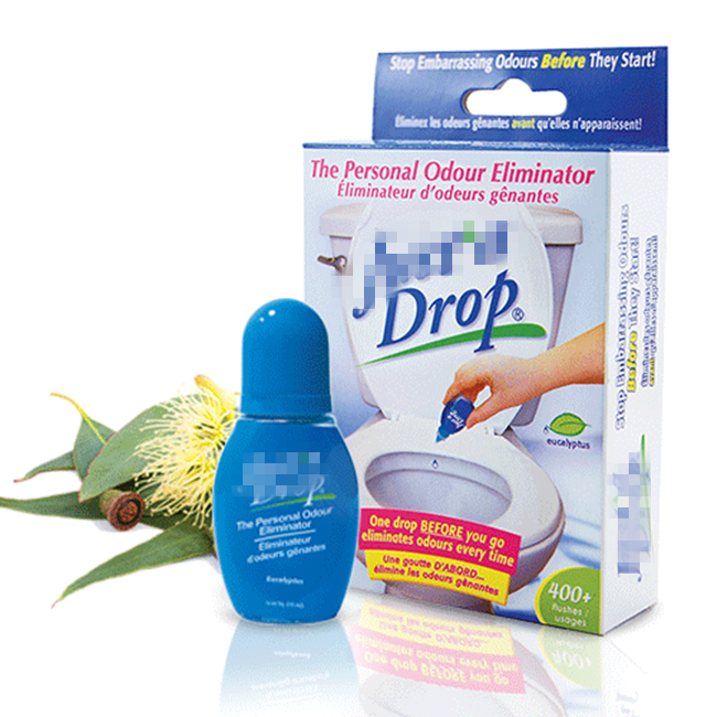 The Natural Toilet Odor Neutralizer 15 ml