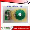 micro hidden voice recorder/greeting card sound chip