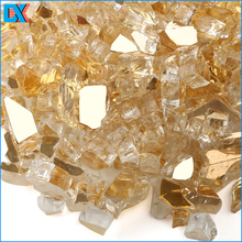 China Hot Sale Whosale Crushed Fire Glass