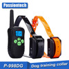 Barking Stop Pet Dog Training products Electric Shock Dog Bark Control Collar Electro Anti Dog Static Shock Bark Collar