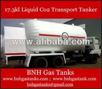 17.3 Kl Liquid Co2 Transport Tanker