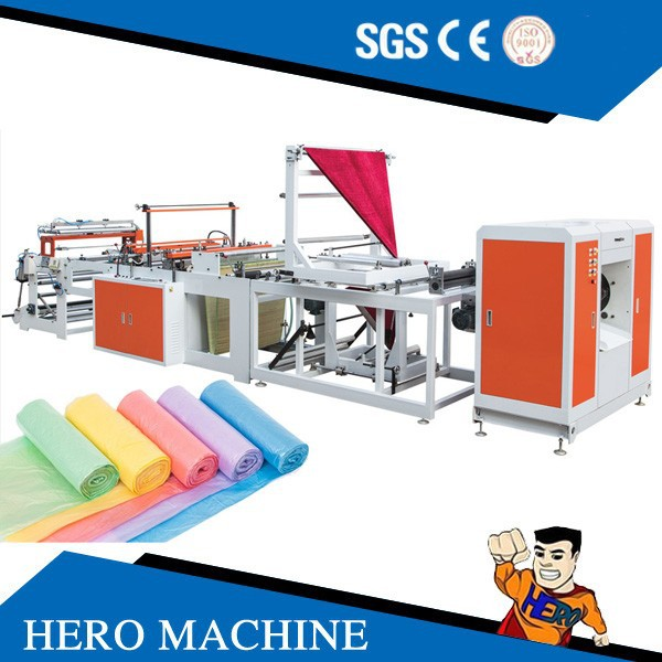 SJB PVC shrink film blowing machine plastic film flexo print machine