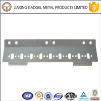 custom service 2016 new galvanized steel garage door part electrical contact stamping part