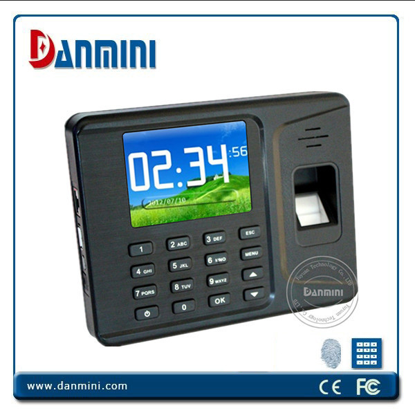Fingerprint Electronic setting Time Recorder A-F361 fingerprint time recorder time recording device