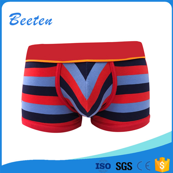 New Design Wholesale Man Underwear Oem Service Quick-Dry Boxer Shorts Brief For Men