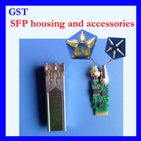 China Supplier SFP Parts / NonMetal Adapter, Receptacles Used In ROSA Component